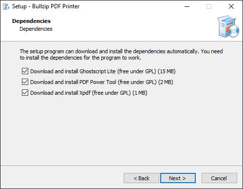 download bullzip free