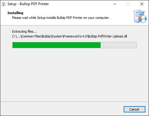 Installing PDF Printer – Bullzip Knowledge Base