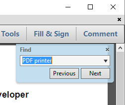 Download Bullzip PDF Printer for windows